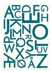 ABC Poster | Erdöl