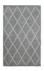 Teppich Absyrtus 160 x 230 cm | Grau