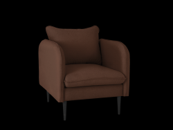 Armchair Posh | Brown