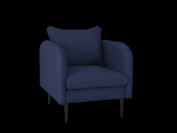 Armchair Posh | Blue