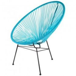Acapulco Chair | Turquoise