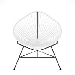 Baby Acapulco chair White