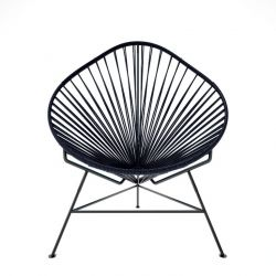 Baby Acapulco chair Black