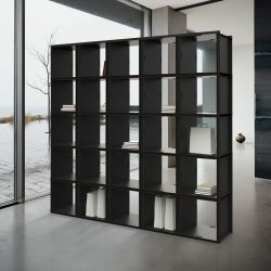 Doppelseitige offene Box Aerkit | Schwarz