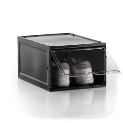 Schuhaufbewahrungsbox Jones | Schwarz