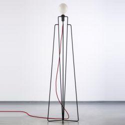 Model 1 Lamp   Black
