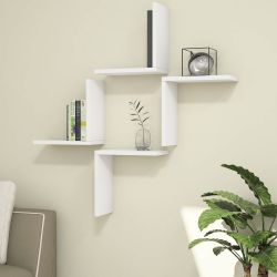 Shelf Alfa Set of 4 | White