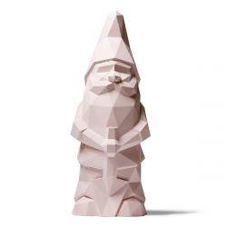Concrete Garden Gnome | Pink