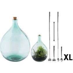 Terrarium Bottle Set | 55 L