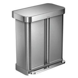 Waste Bin Liner Pocket Recycler | 24 + 34 L | SilverSH 018126