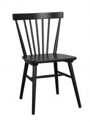 Stuhl Akita | Schwarz
