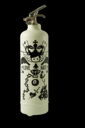 Design fire Extinguisher Tatoo