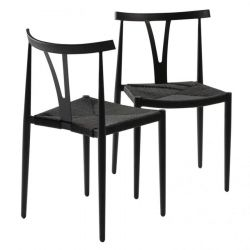 Alfa Chair | Black