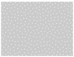 Vinyl Mat Stars | Grey