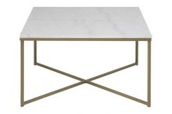 Coffee Table Ali 80 x 80 | Guangxi White Marble