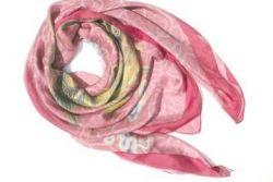Amaya Scarf Pink