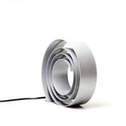 Lampe AMONITA | Silber