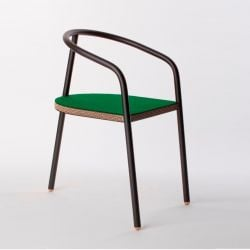 Chair | Oak & Black