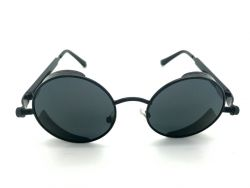 Sunglasses Amsterdam | Black & Black