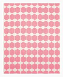Anna Rug- Pink | Extra Large