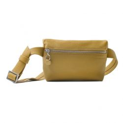 Unisex Leather Bumbag & Cross Body Bag Anny | Dandelion