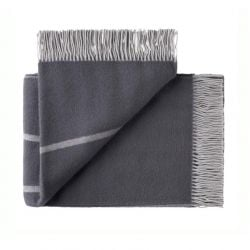 Plaid Antwerpen 130 x 190 cm | All Grey