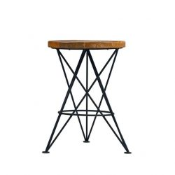 Stool Paris | Black
