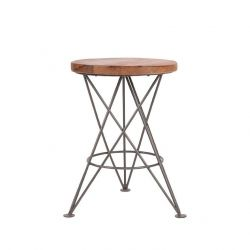 Stool Paris | Grey