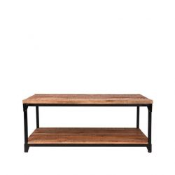 Coffee Table Sturdy | Black