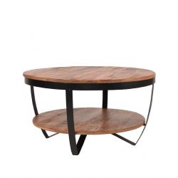 Coffee Table Rondo | Black