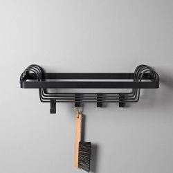 Arches Mini Kapstok | Zwart