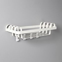 Arches Mini Coat Rack | White