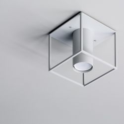Ceiling Lamp Archi | Square | White