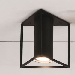 Ceiling Lamp Archi | Delta | Black
