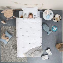 Bettbzug Arktische Freunde