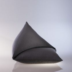 The Single Sofa M | Asphalt