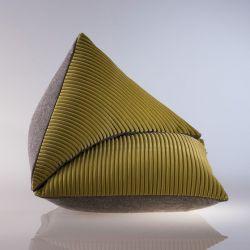The Single Sofa S | Moss-Cobblestone
