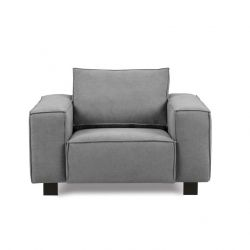 Sessel Modern 1 Sitz | Grau