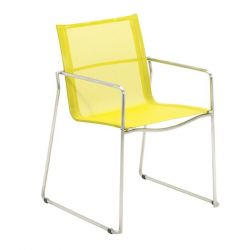 Asta Stacking Armchair | Citrus