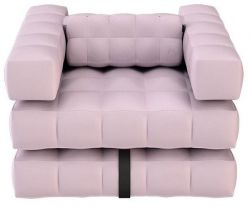 Armchair | Rose Pink