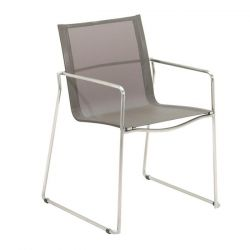 Asta Stacking Armchair | Taupe