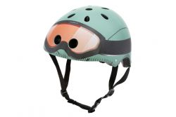 Mini Hornit Helm mit LED |  Military