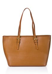 Leather Handbag 1022-c4 | Light Brown
