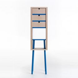 Obi Storage Unit With Drawers