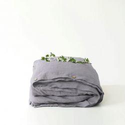 Bettdeckenbezug | Aschgrau