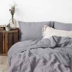 Bed Linen Set | Ash Grey