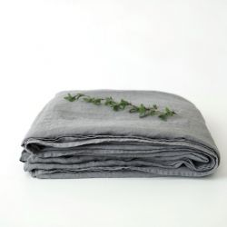 Fitted Bed Sheet | Ash Grey