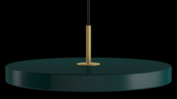 Pendant Lamp Asteria | Forest Green