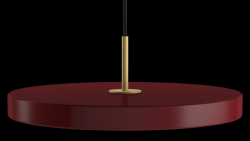Pendant Lamp Asteria | Ruby Red