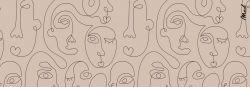 Fußmatte Astrid Scraper 50 x 150 cm
